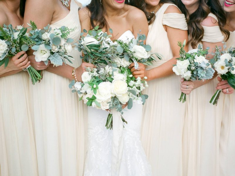 the wedding edit: how to choose your bridesmaid dresses