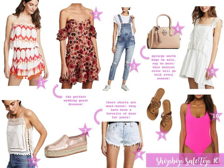 shopbop sale top 10 favorites + a $500 giveaway