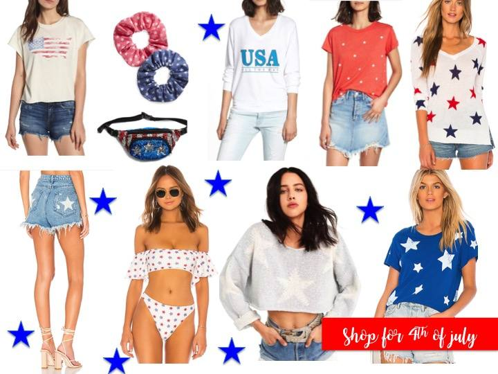 july 4th outfit shopping guide