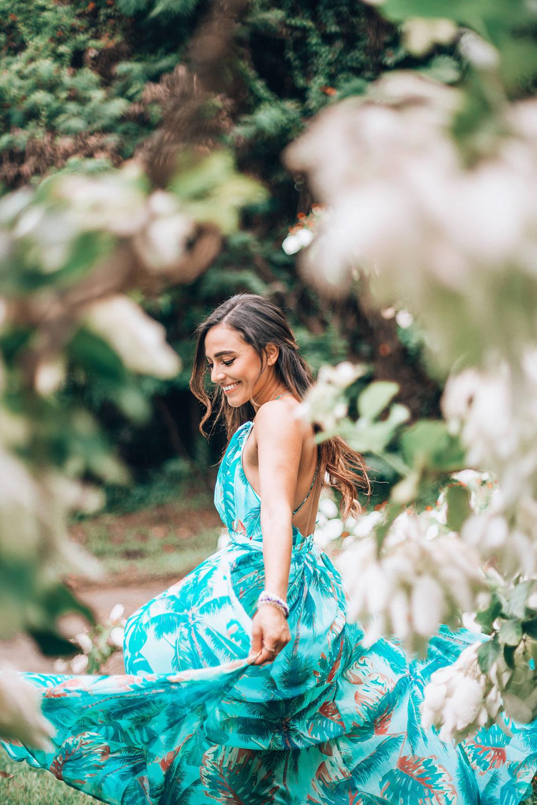 hawaii | the most twirl worthy dress
