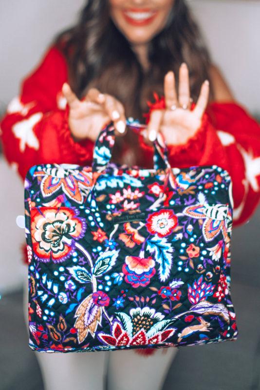 jasmine elias boswell | holiday gift | vera bradley | new york city