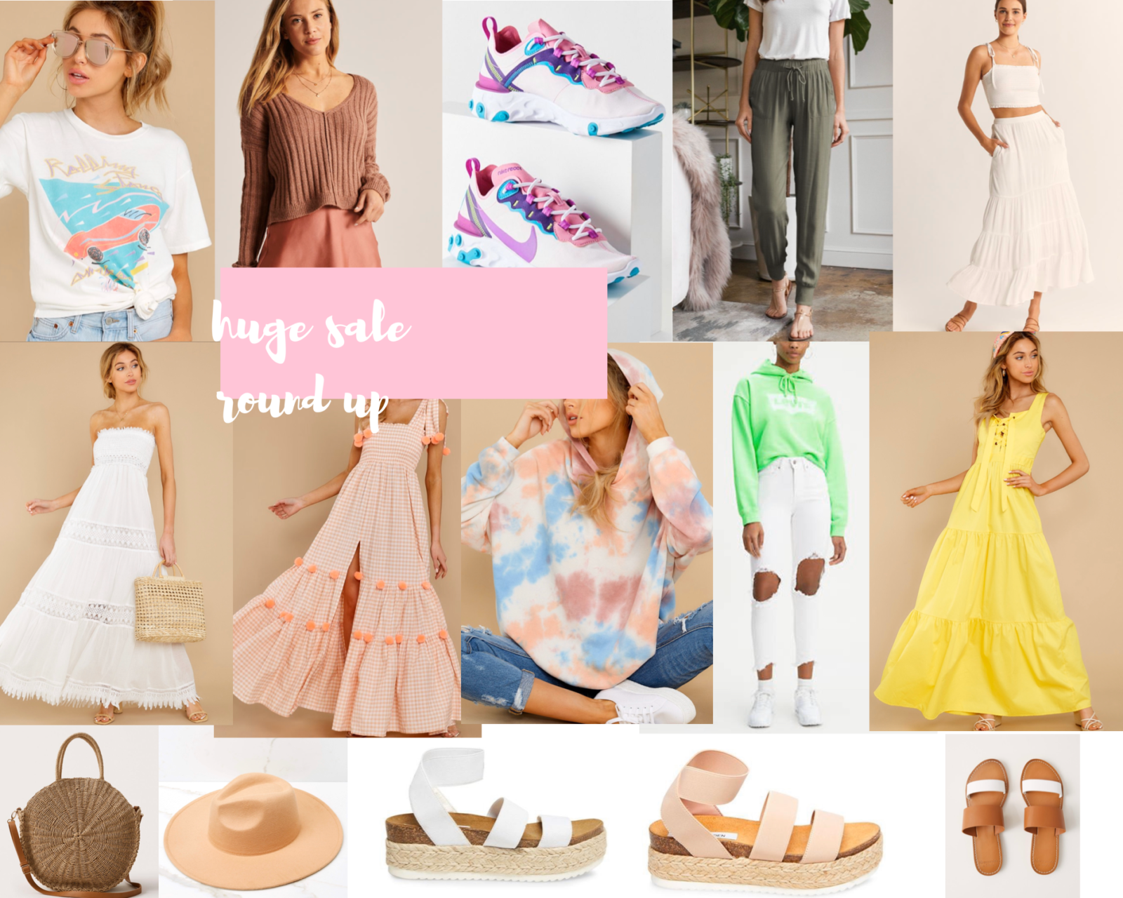 best sales and deals, anthropologie, urban outfitters, levis, nordstrom, dresses